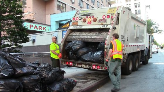 Midwood / Flatbush: Extra Garbage Pickups Before Pesach Arranged By Local Community Boards