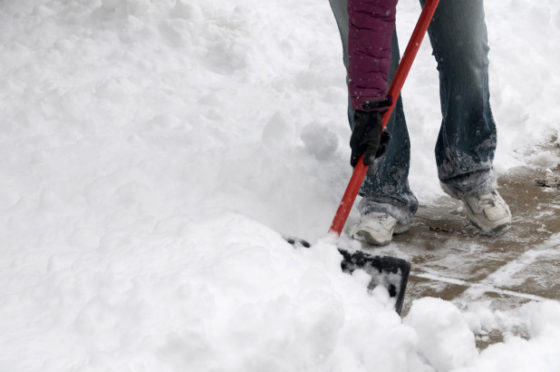 Long Island Woman Dies While Shoveling Snow; 3rd Storm Related Death
