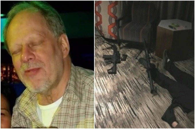 Watch New Footage From Vegas Shooter S Final Days Shows