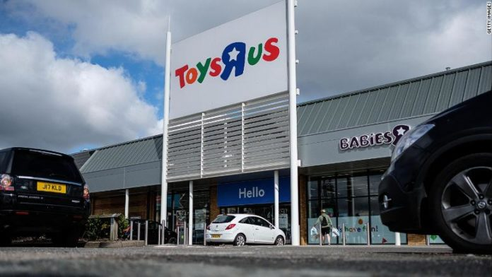 Toys R Us could file for liquidation today