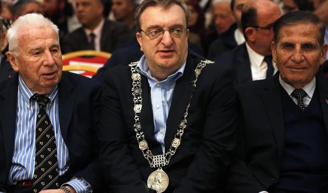 Israel seeks Irish response over Dublin mayor's Palestine visit