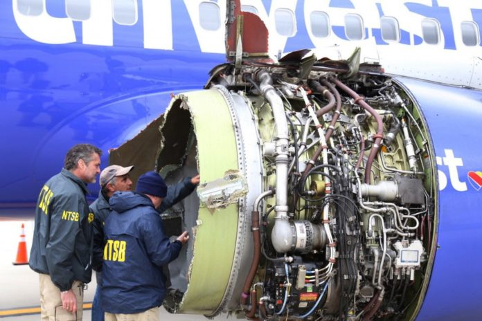 Sully Reflects on Similarities in Southwest Emergency Landing