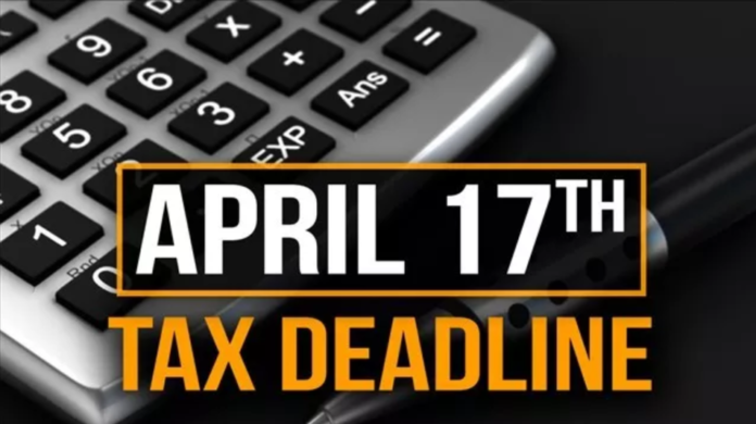 Tax deadline extended after IRS online payment site fails