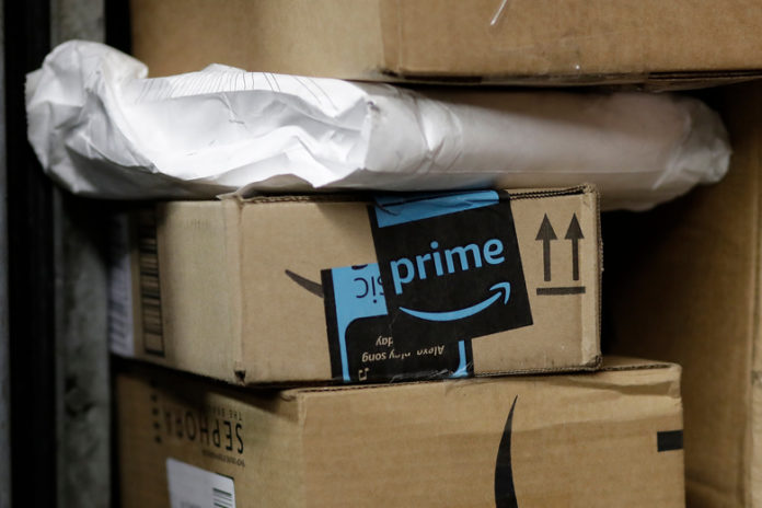Amazon launches 'in-vehicle' delivery in 37 U.S. markets