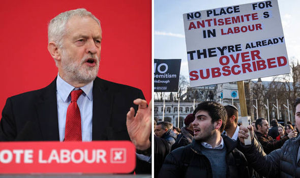 Corbyn anti-Semitism meeting 'disappointing', Jewish leaders say