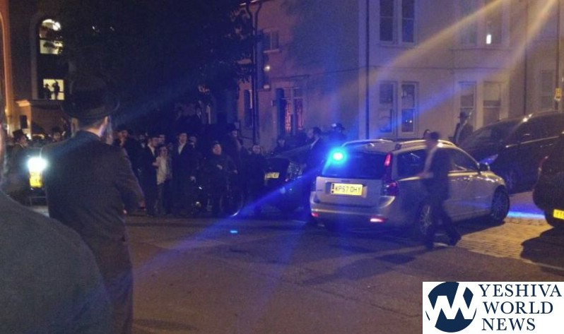 30 injured after explosion during UK Jewish celebrations in London