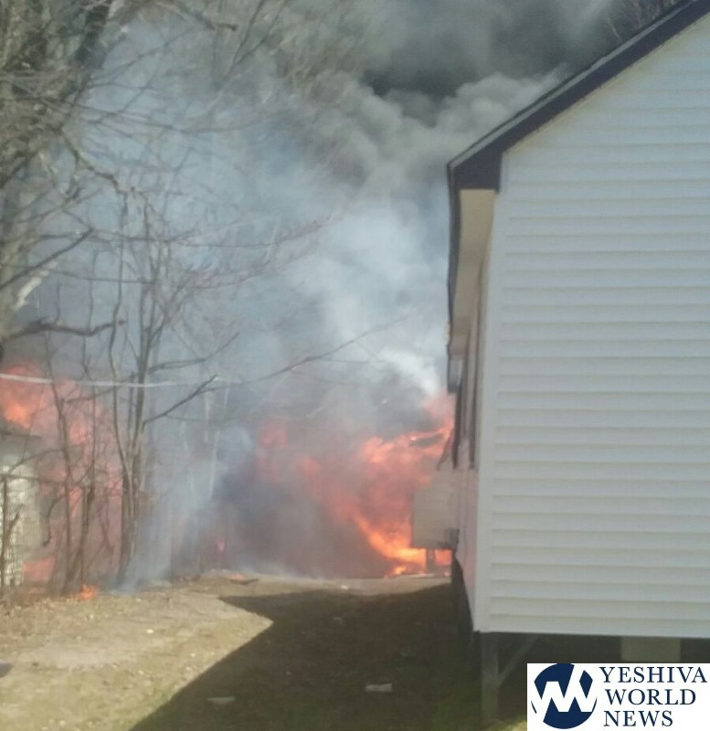 Brush fire in Catskills destroys 27 buildings at bungalow colonies