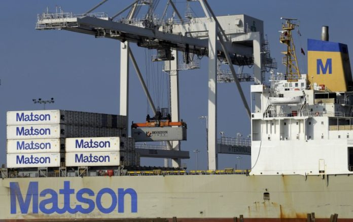 USA trade deficit narrows in March on record exports