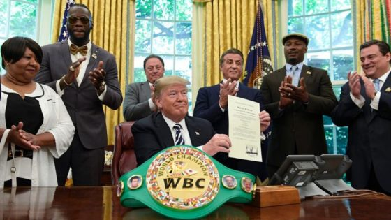 Trump Pardons Jack Johnson, Boxing's First Black Heavyweight Champion