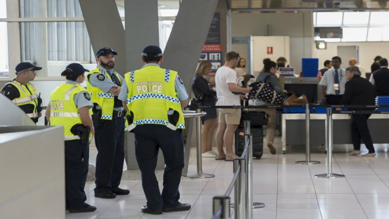 how has airport security intensified since The debate over where to strike the balance between privacy and security, in motion since new safety measures took effect after the 2001 terrorist attacks, has intensified with the debut of pat.