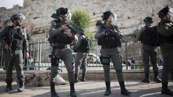 IDF And Police To Remain On High Alert For 2nd Friday Of Ramadan