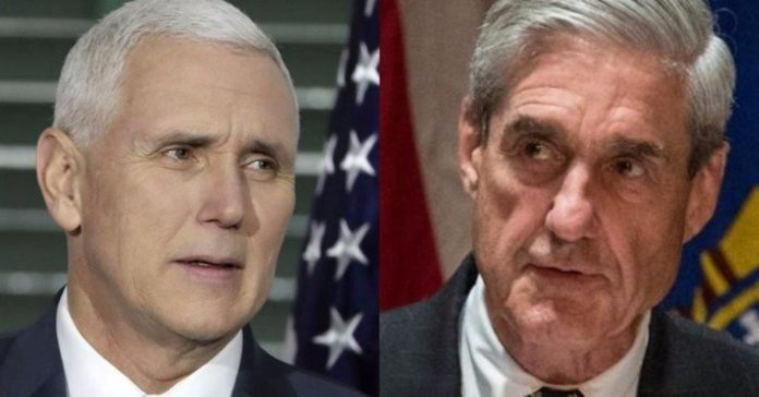 Russia: Pence urges Mueller to end investigation - 'Time to wrap it up'