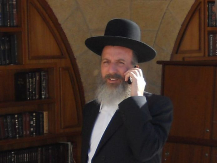 Image result for jerusalem deputy mayor yossi deutsch