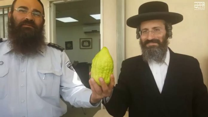 israeli prisoners to receive arba minim for free for first time