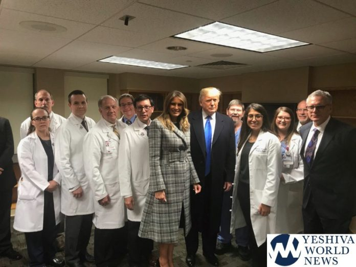 WATCH THIS: President Trump Meets Doctors & Nurses at