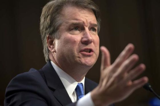Justices Reject Appeal Of Kavanaugh Environmental Ruling
