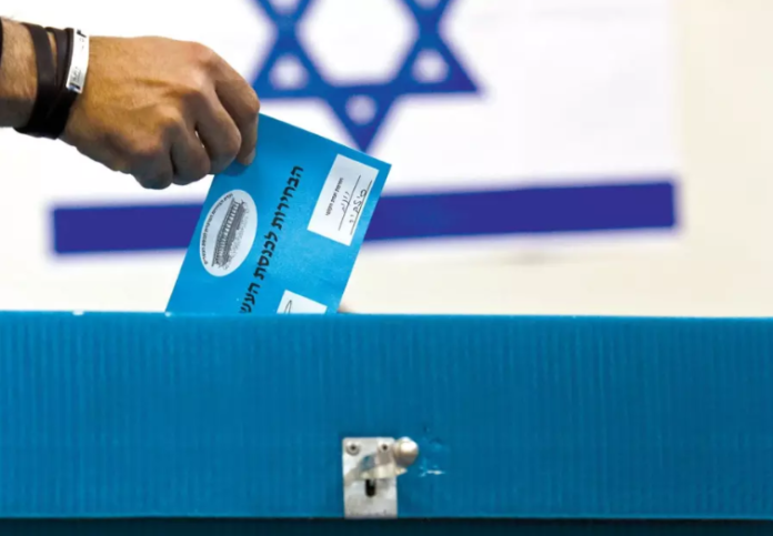 Israel has million eligible voters in upcoming knesset