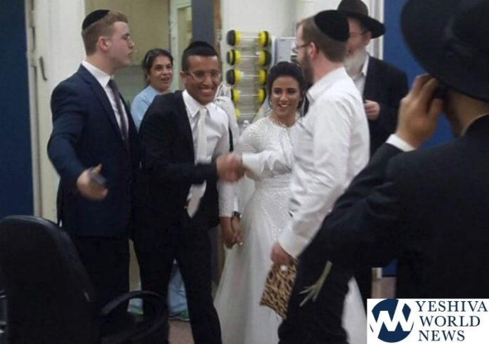 belz wedding live hookup