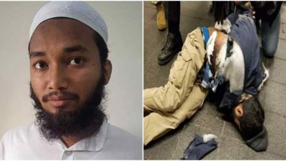 GUILTY: Immigrant Muslim Terrorist Convicted In NYC Subway Bombing