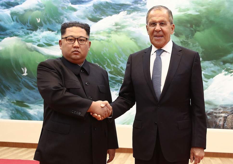 Kremlin Says North Korea S Kim Could Visit Russia Next Year The Yeshiva World