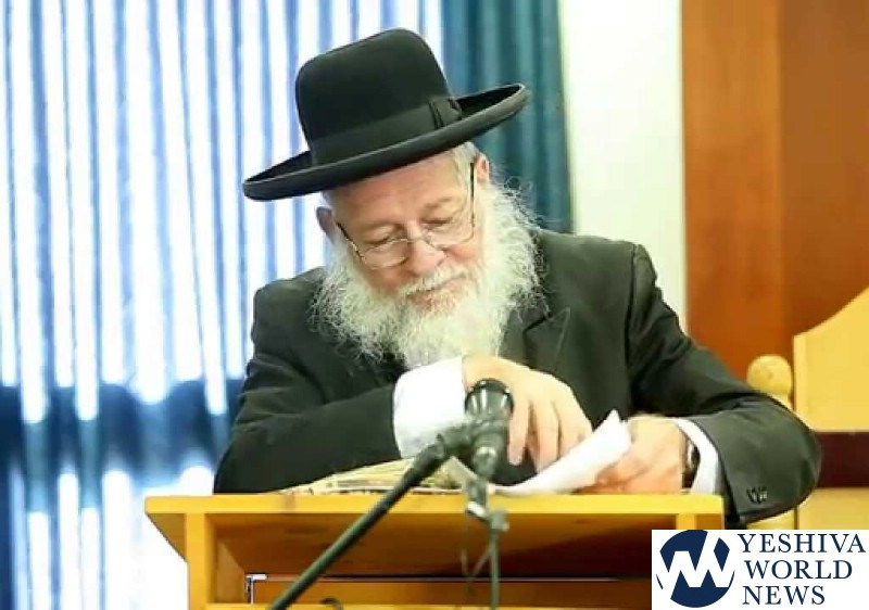In His Own Words Rav Zev Leff Responds To Viral Video