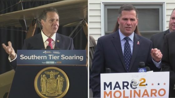 WATCH: Poll Shows New York Governor's Race Tightening