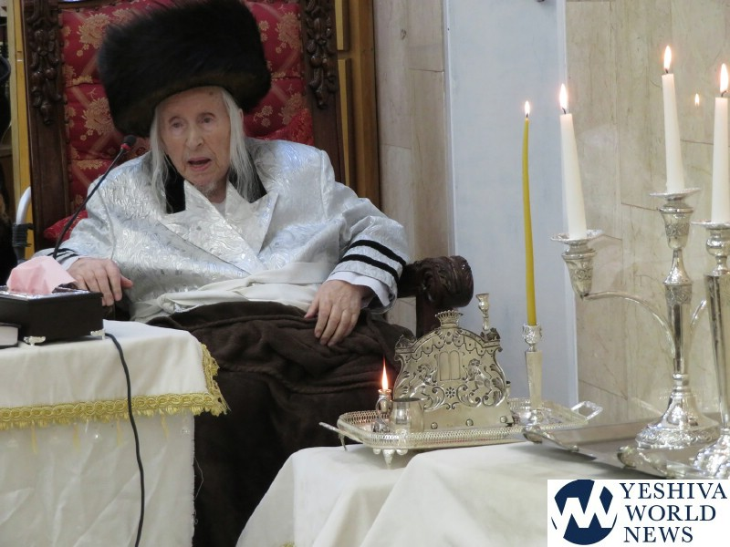 Photo Essay Chanukah 5779 By The Kaliver Rebbe Photos By