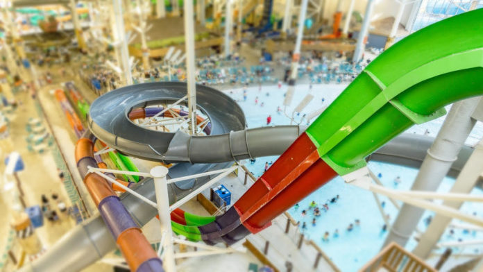 America's Largest Indoor Water Park Goes Kosher Yeshiva Week