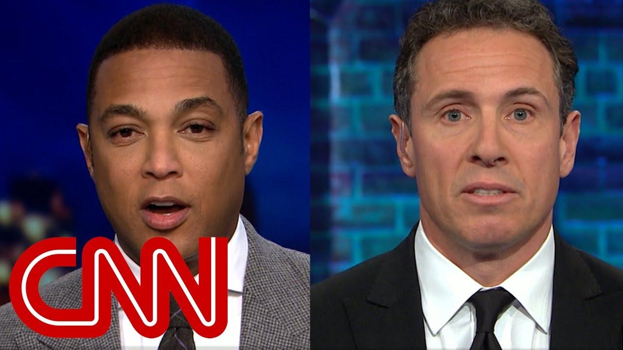 WATCH: CNN's Don Lemon: Trump's a Bigot. That's NOT An ...