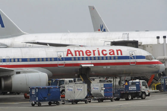 American Airlines Pilot Arrested, Suspected Of Being Drunk
