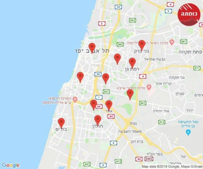Israel Under Attack Two Rockets Fired At Tel Aviv Iron Dome