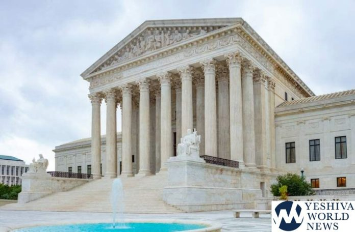 Agudath Israel Files Supreme Court Brief: Is Excluding