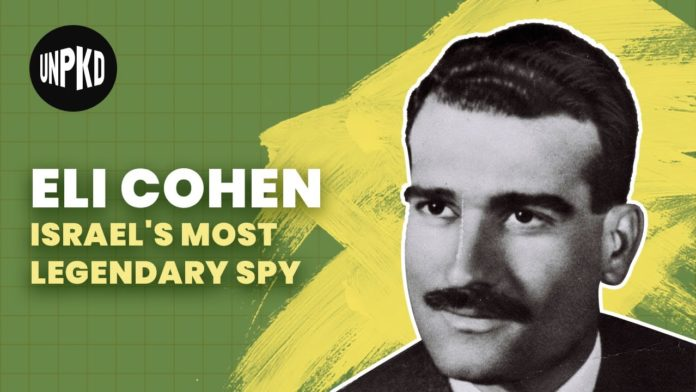 Watch Interesting Video About Eli Cohen Israel S Master
