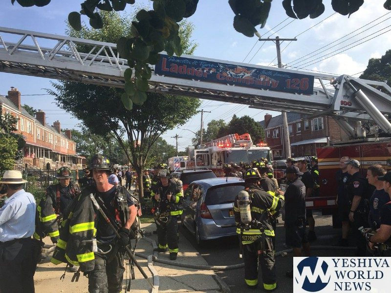 Image result for Three people, including 6-year-old child, dead in Queens house fire