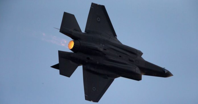 REPORTS: Israeli Cyberattack Caused Explosion At Iranian Nuclear Site, F-35s Bombed Missile Site 1