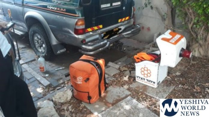 Wave Of Thefts Targets United Hatzalah Emergency Response Electric