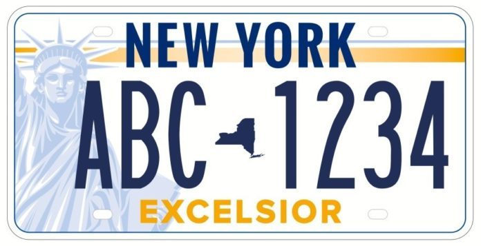 SEE IT: NY State Has Chosen A New License Plate | Yeshiva