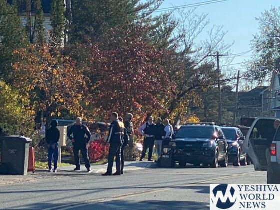 Monsey: Three Men Wanted For Burglaries Arrested In Heart of Jewish Community [VIDEO & PHOTOS]