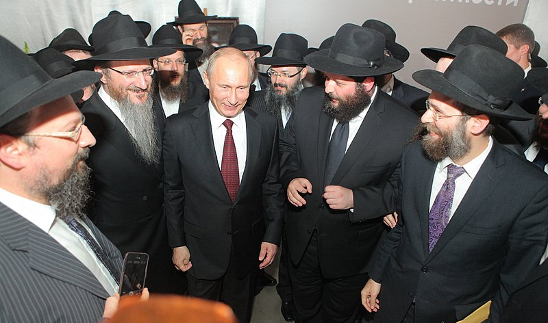 The Secret Of Putin's Positive Relationship With Jews - The Yeshiva World