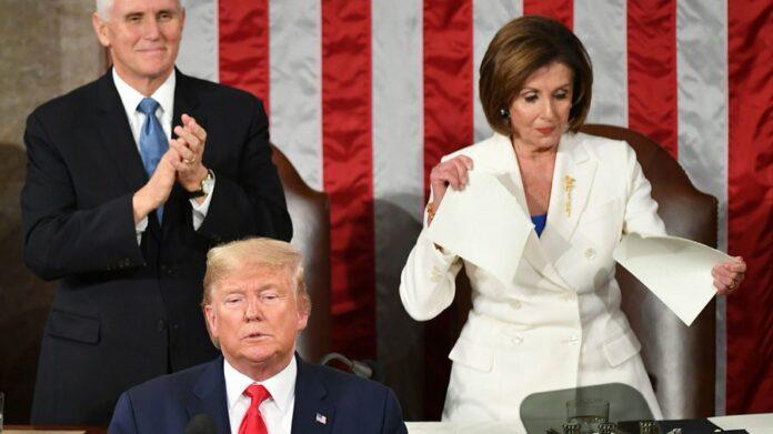 Image result for trump refusing handshake