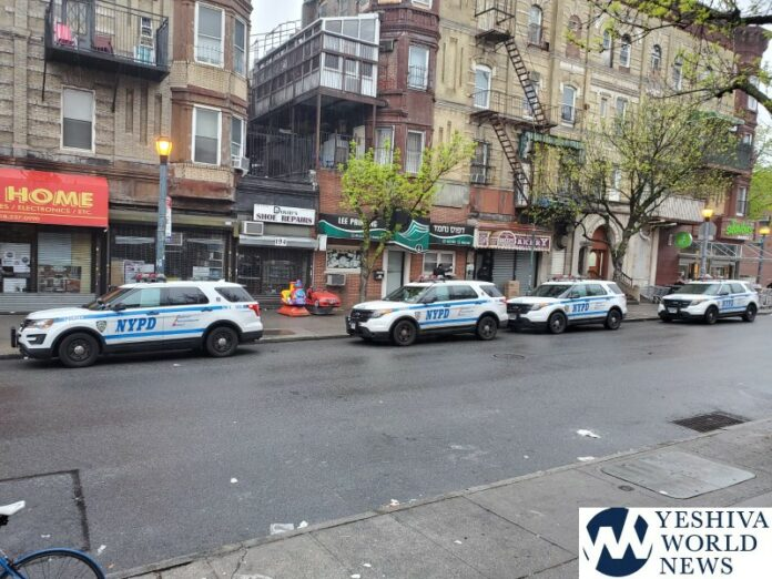 RETALIATION IN WILLIAMSBURG: NYPD Gives Nearly 100 Summonses, Visits Open Shuls 1