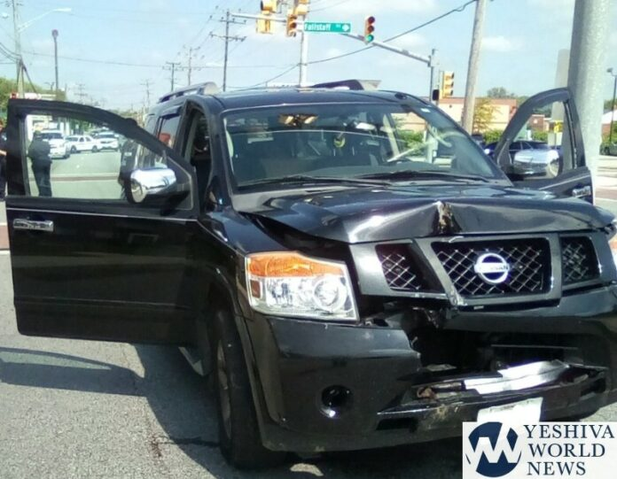 BALTIMORE: Former Student At Yeshiva Attempts To Run Over Staff Member With Vehicle [UPDATED 12:20PM]] 1