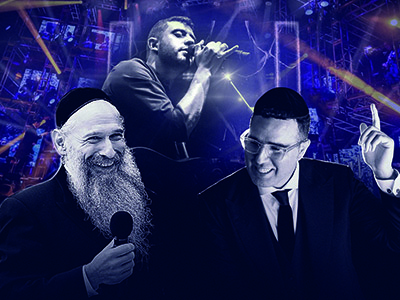 Historic. MBD, Shwekey, Ribo together for the first time to support Migdal Ohr's Israel COVID Relief Fund 1
