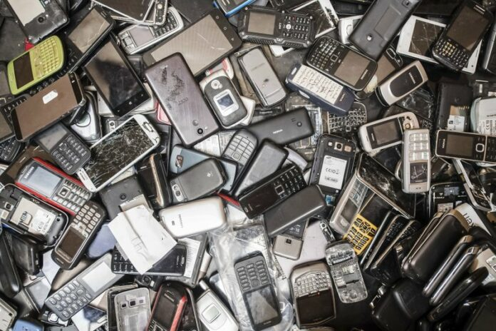 Study: World's Pile Of Electronic Waste Grows Ever Higher 1