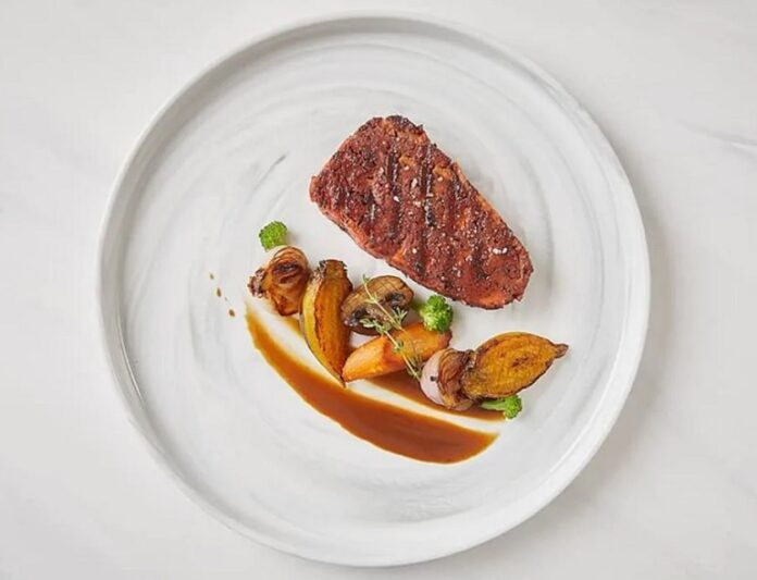 WATCH: World's 1st 3-D Printed Vegan Steaks By Israeli Startup Now In High-End Restaurants 1