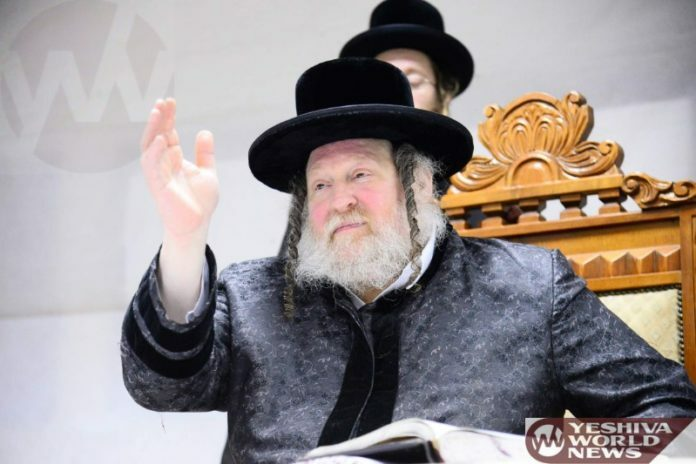 TEHLLIM – Further Deterioration In Condition Of Pittsburgher Rebbe 1