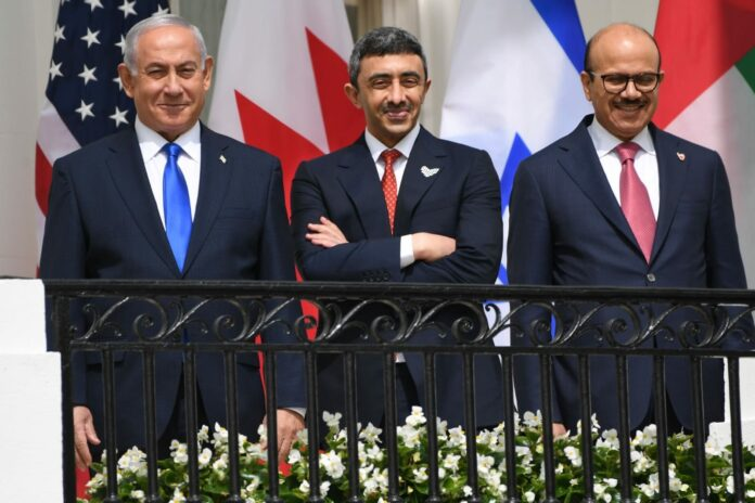 """DAWN OF A NEW MIDDLE EAST: Historic """"Abraham Accords"""" Signed At White House [VIDEOS & PHOTOS] 1"""