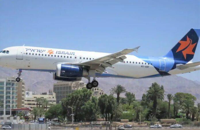 Israir Halts Operation Of Flights On Shabbos 1