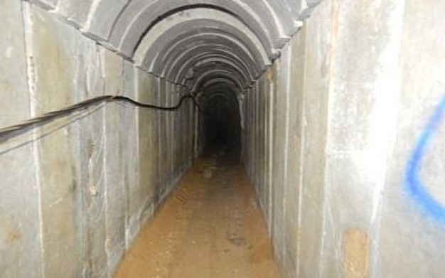 "The Deepest Hamas Tunnel Ever Dug & The IDF's New ""Smart Wall"" 1"
