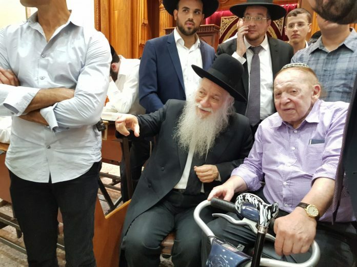 What Do Yeshivas Ponevitch in Bnei Brak, Birthright Israel, and the Republican Party All Have in Common? 1